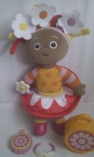 Adorable Big My 1st 'Dress up Upsy Daisy' In the Night Garden Plush Doll